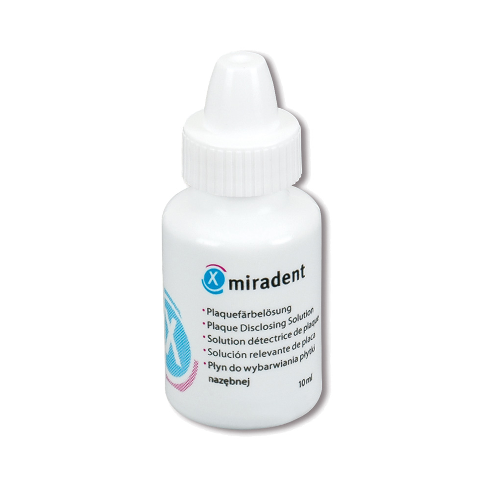 Miradent two tone disclosing agent