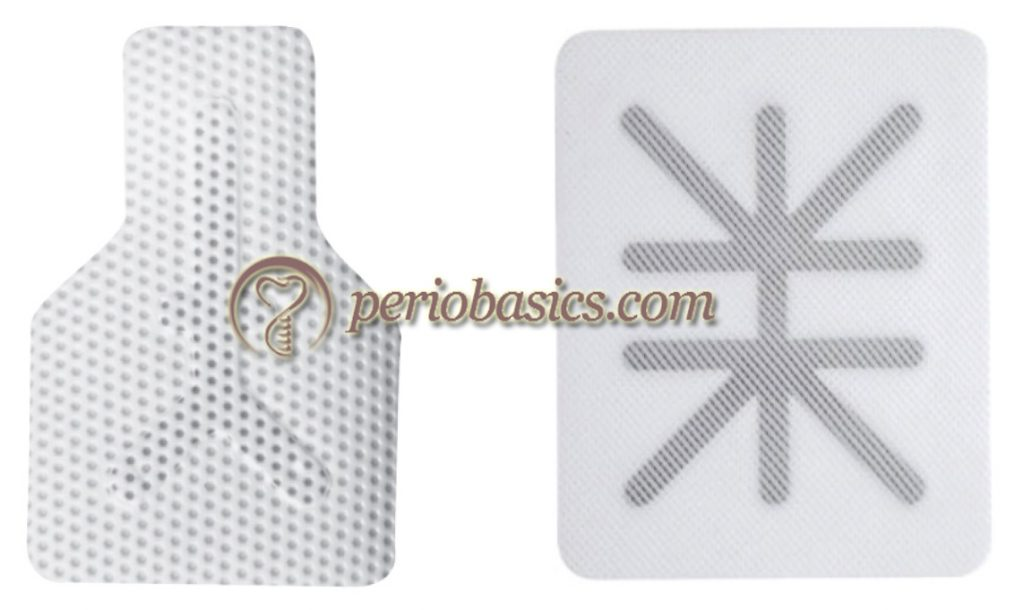 Titanium reinforced ethylene polytetrafluoroethylene membrane (Ti-ePTFE)